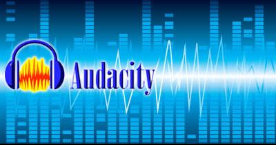 Запись голоса в программе Audacity