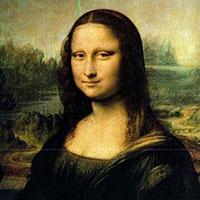 Уникальный контент и Мона Лиза